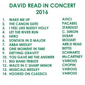DAVID IN CONCERT 2016 INSIDE