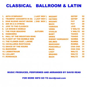 classics for ballroom and latin for inside for internet correct