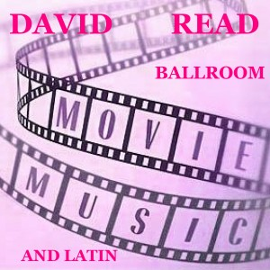 MUSIC FROM THE MOVIES FRONT COVER BALKLROOM AND LATIN FOR THE INTERNET